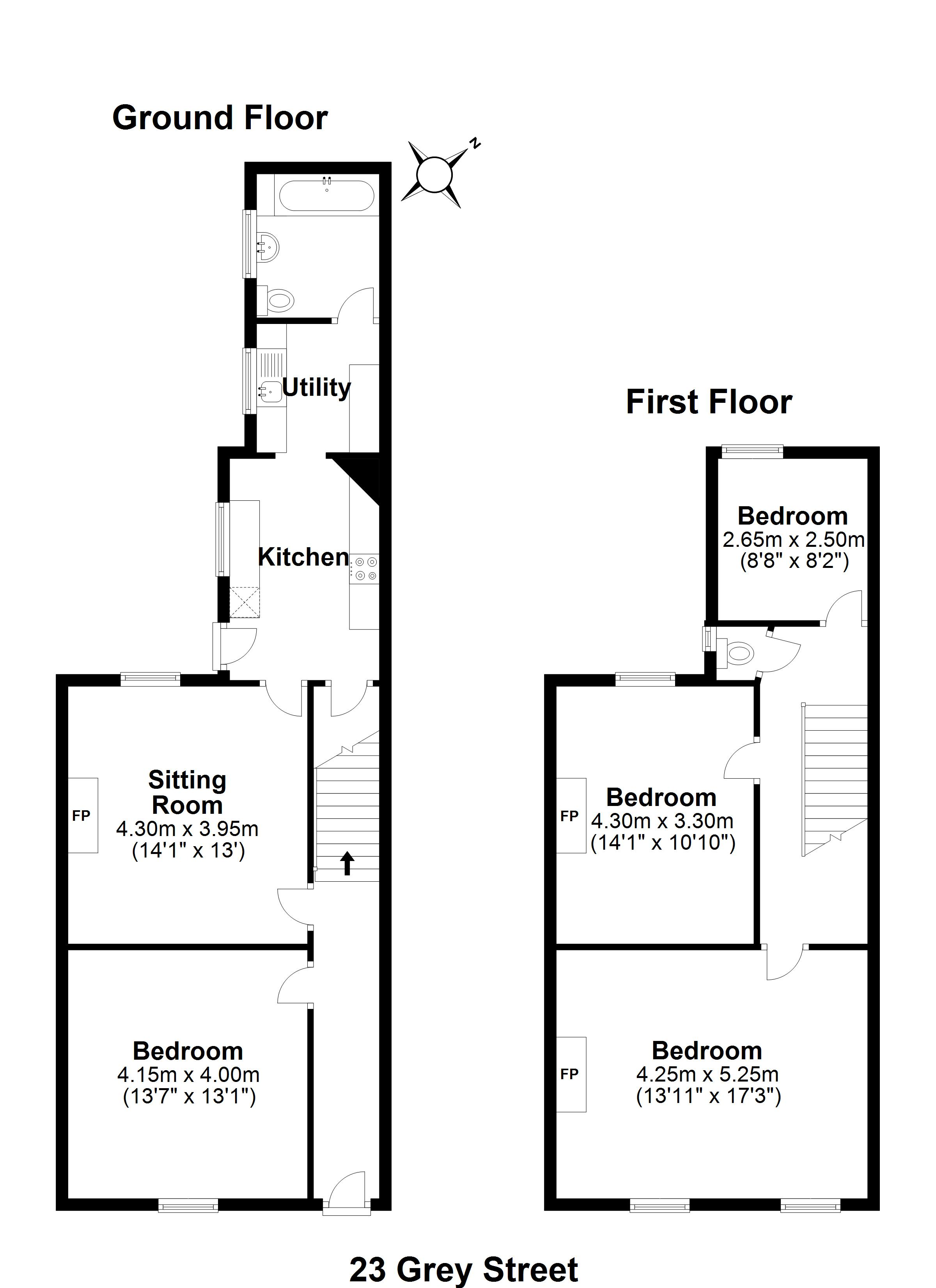 23 Grey St - PLAN