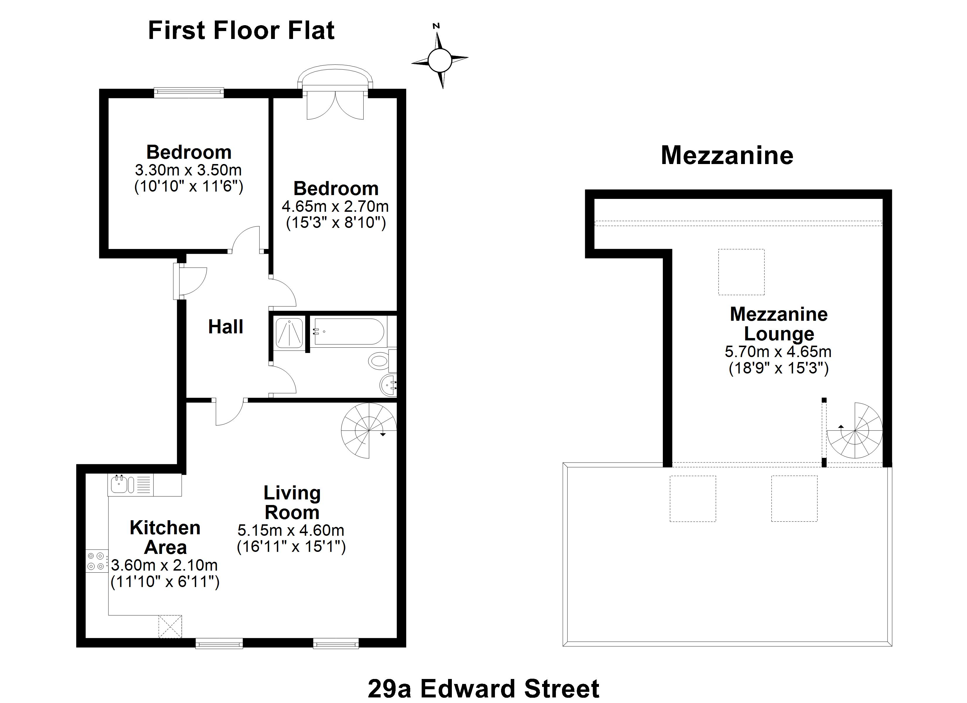 29a Edward St - PLAN